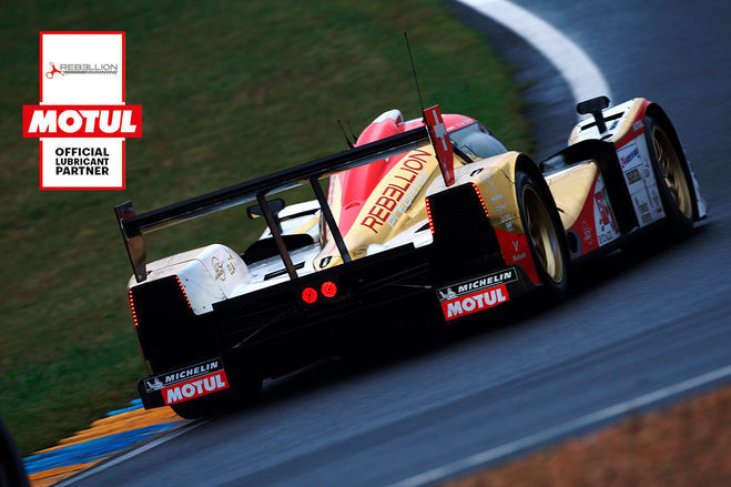 Motul aiming for international sportscar success with Rebellion Racing in 2017