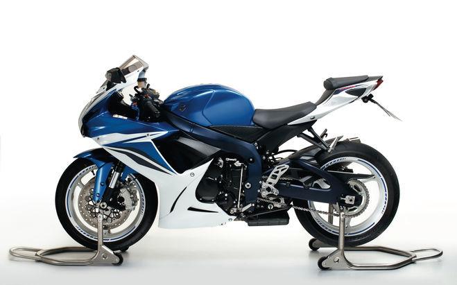START INTO THE NEW MOTORCYCLING SEASON