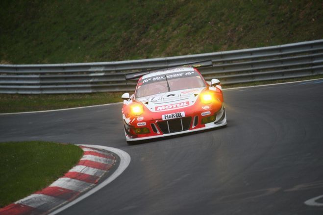Motul is speeding up at Nürburgring