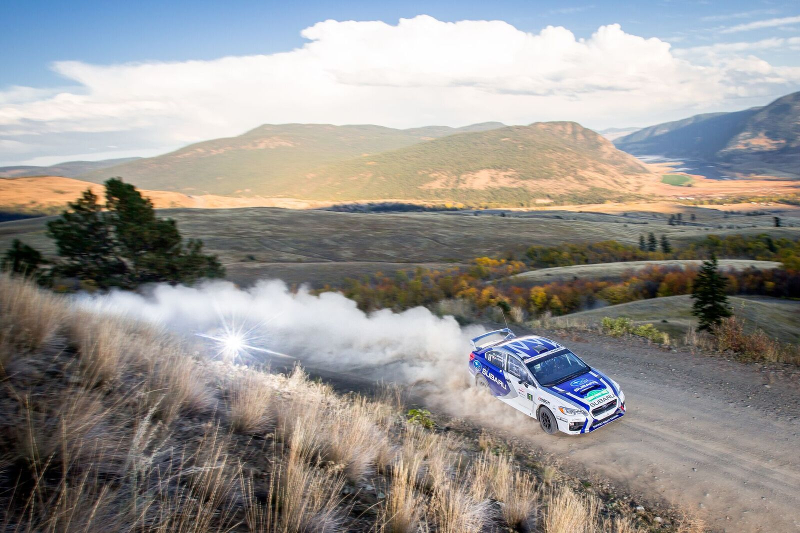 MOTUL ANNOUNCED AS THE OFFICIAL LUBRICANT PARTNER OF THE SUBARU RALLY TEAM CANADA