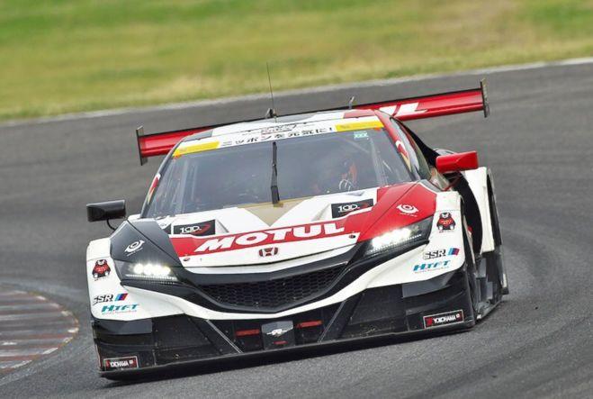 Jenson Button to race NSX-GT at SUZUKA 1000km