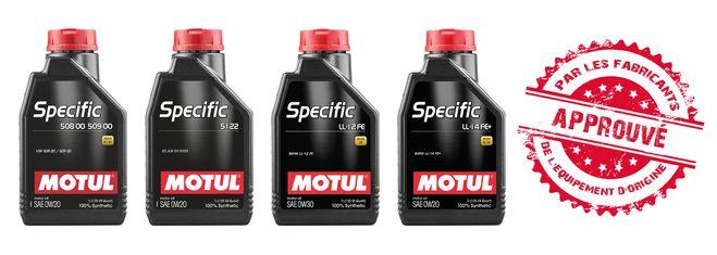 Motul s'associe aux constructeurs automobiles pour l'environnement