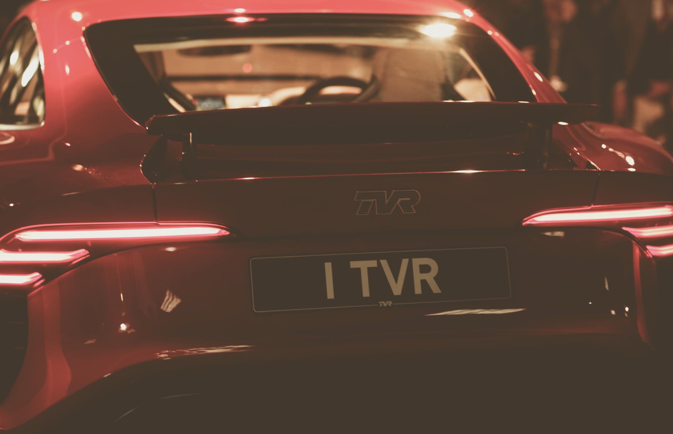TVR The Rebirth