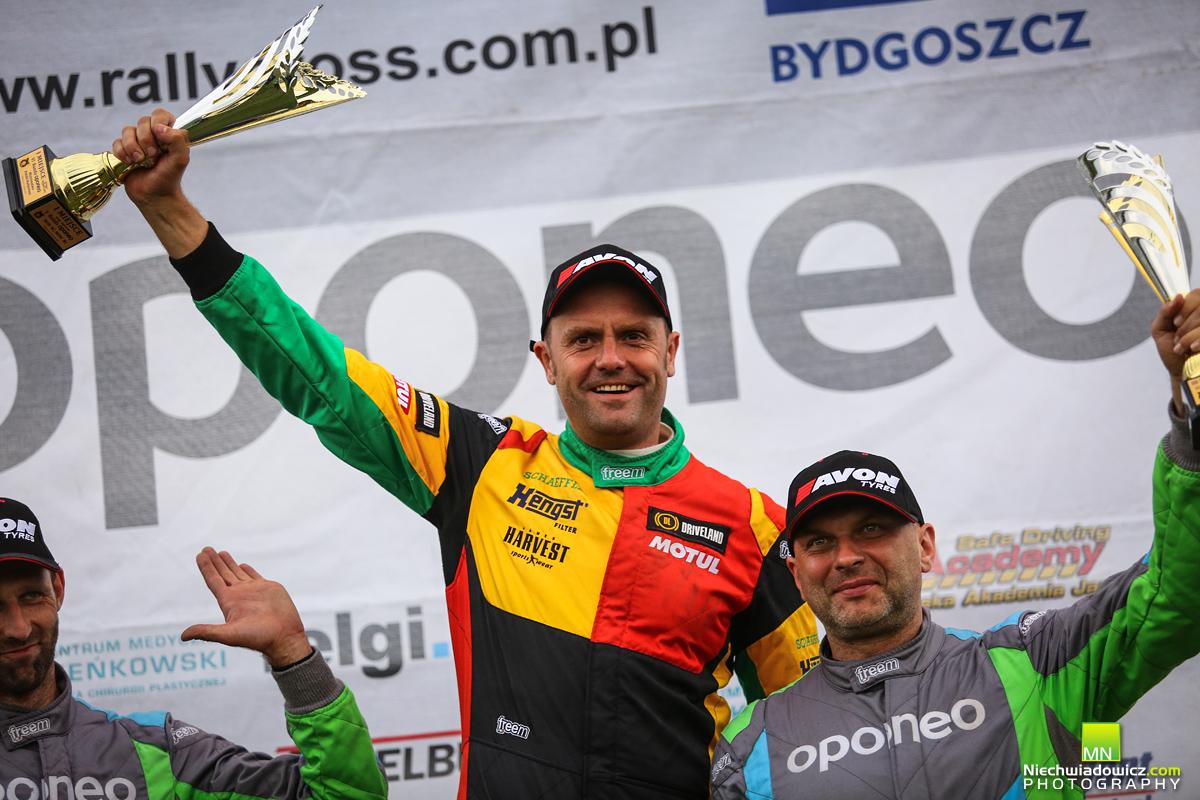 Tomasz Kuchar Rallycrossowym Mistrzem Polski