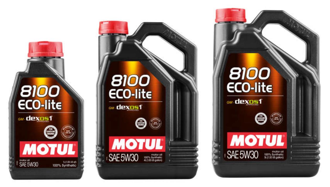 Motul upgrades its 8100 ECO-LITE 5W-30 engine lubricant