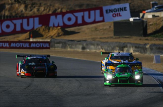 Motul Joins IMSA In Long-Term Official Partnership