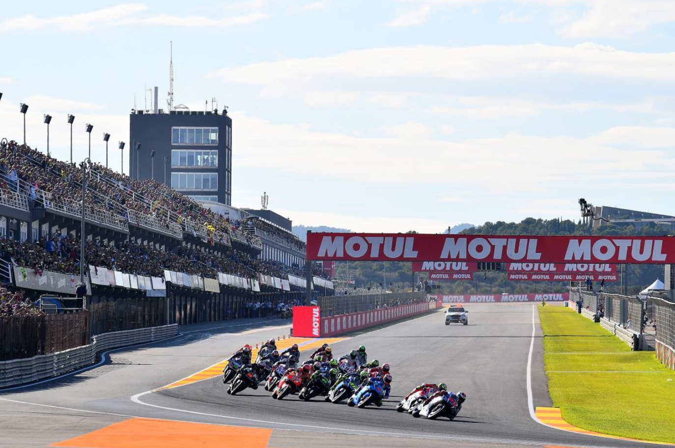 Thrilling end to MotoGP™ season lined up for Gran Premio Motul De La Comunitat Valenciana!