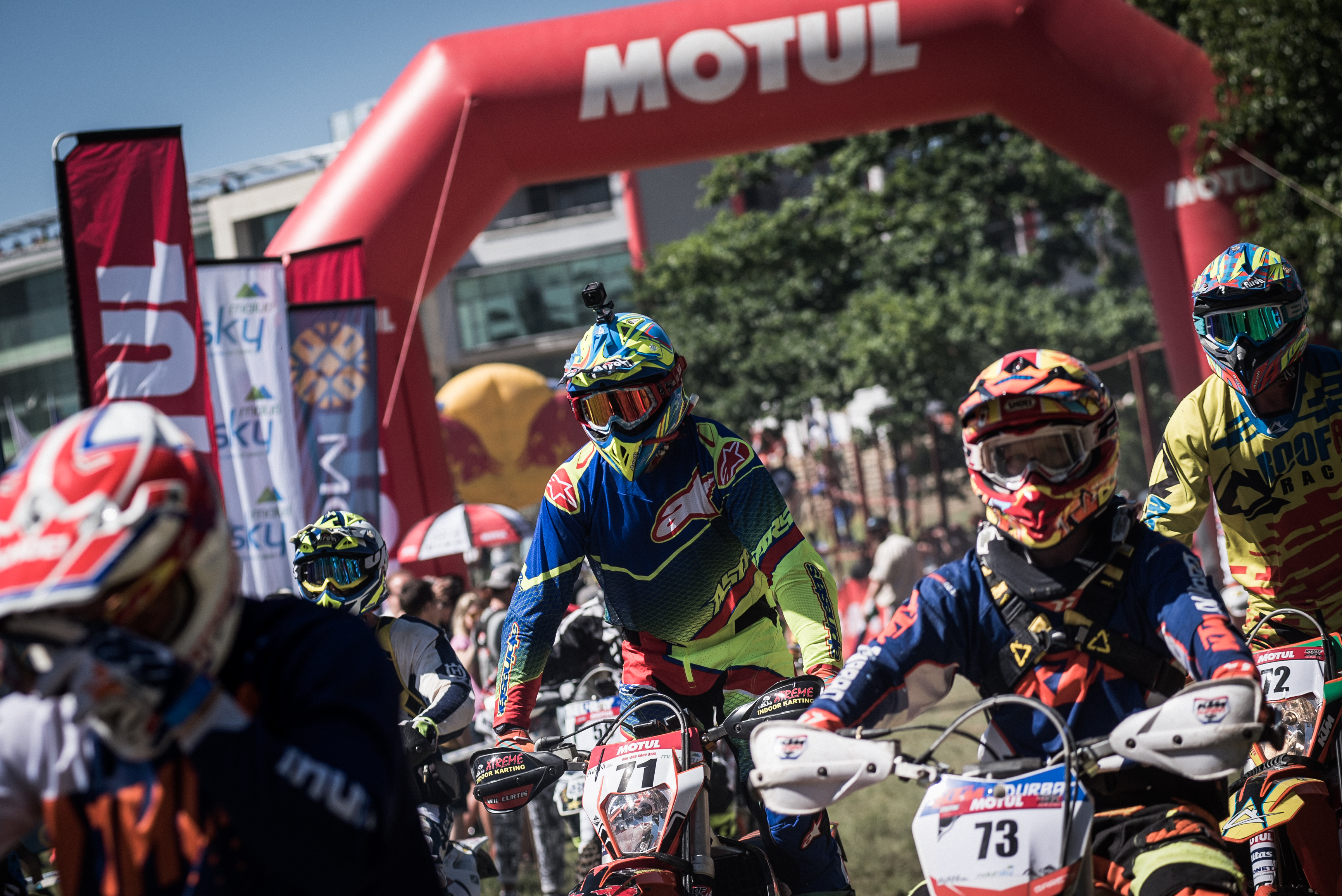2017 Motul Roof of Africa: The 50th Edition