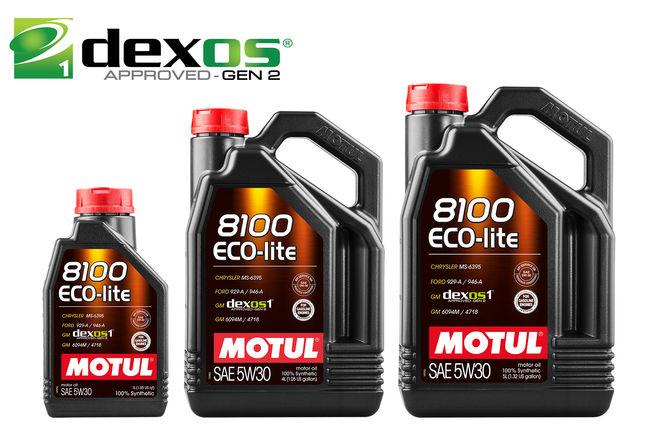 Προστασια των κινητηρων βενζινης αμεσου ψεκασμου με 8100 ECO-LITE 5W-30