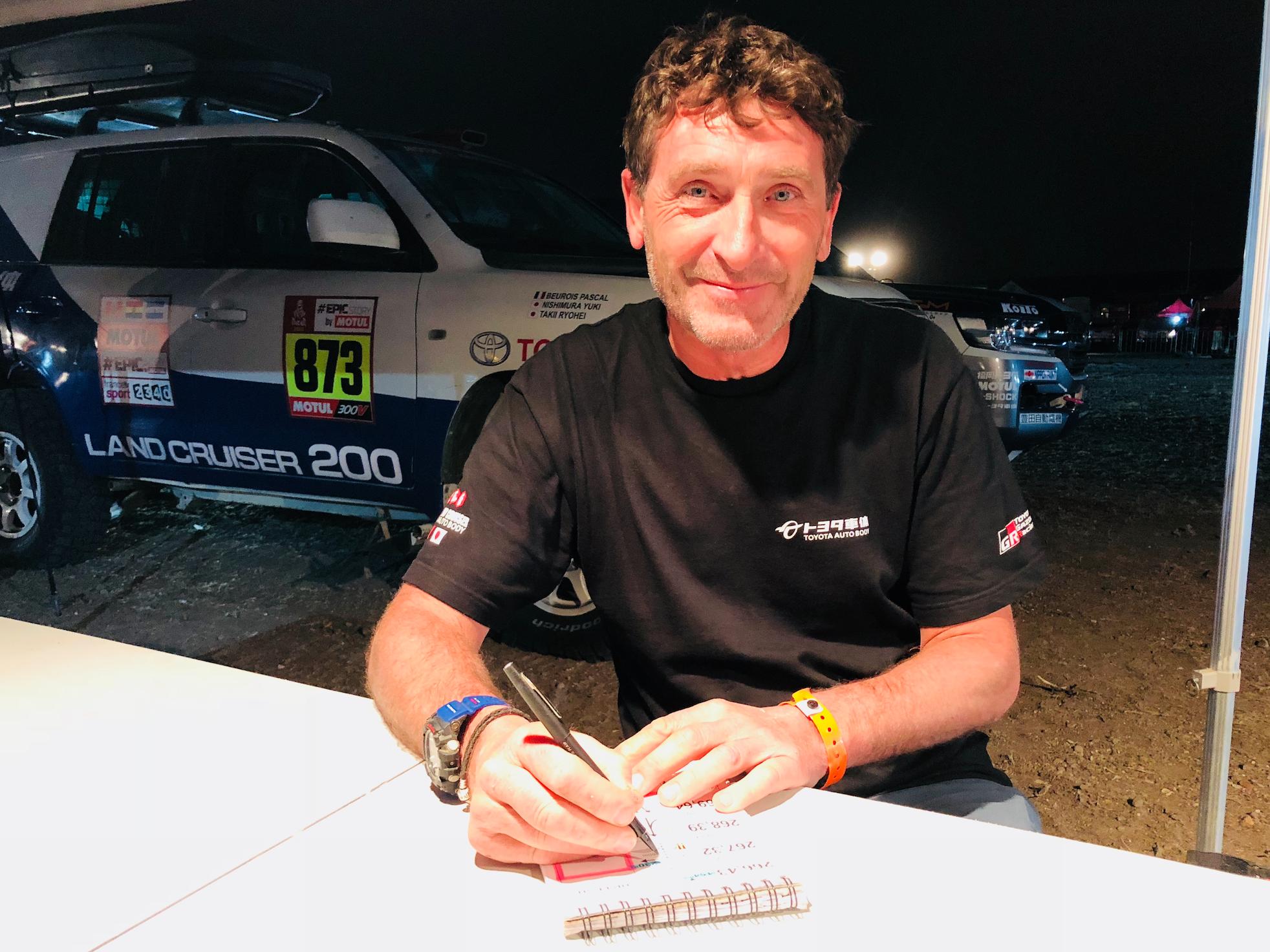 Jean-Pierre Garcin - My Dakar Story
