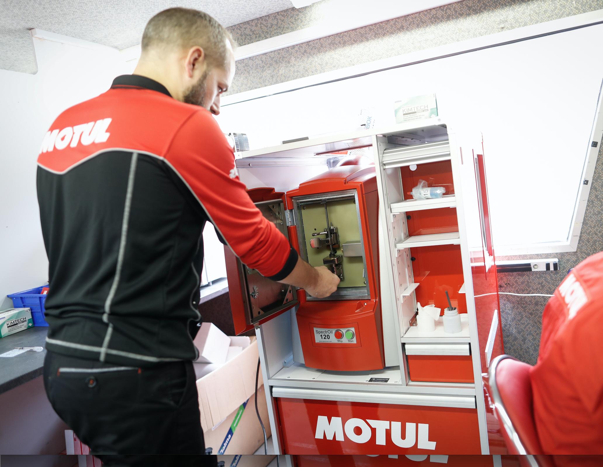 Что такое Motul Racing Lab?