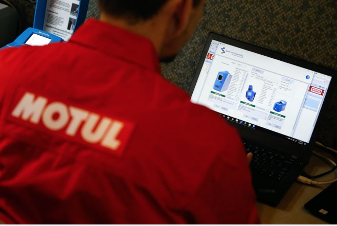 Che cosa è il Motul Racing Lab?