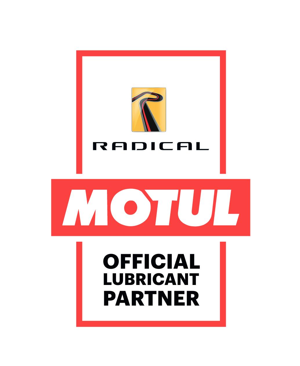 Motul Announces New Partnership with Radical