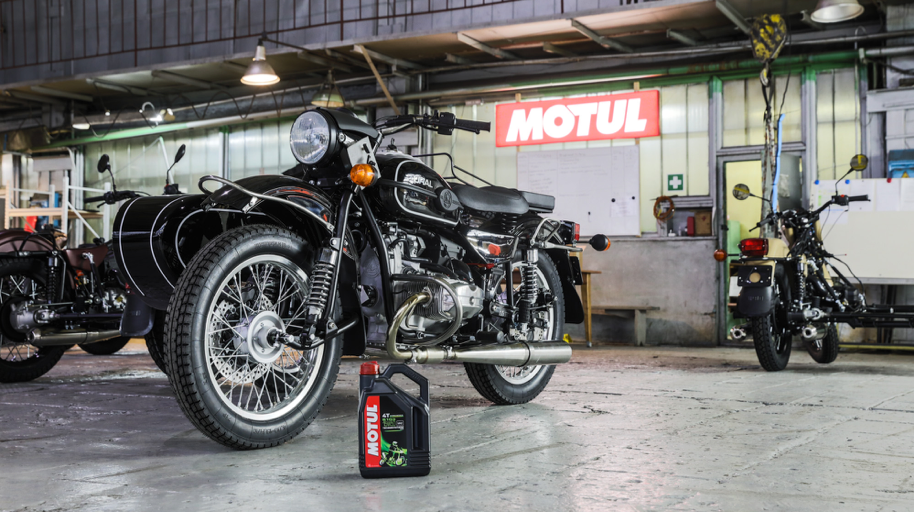 Motul Takes Life To The Extreme With Ural