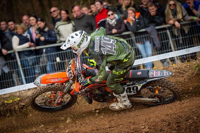 Motul fördert Motocross-Nachwuchs