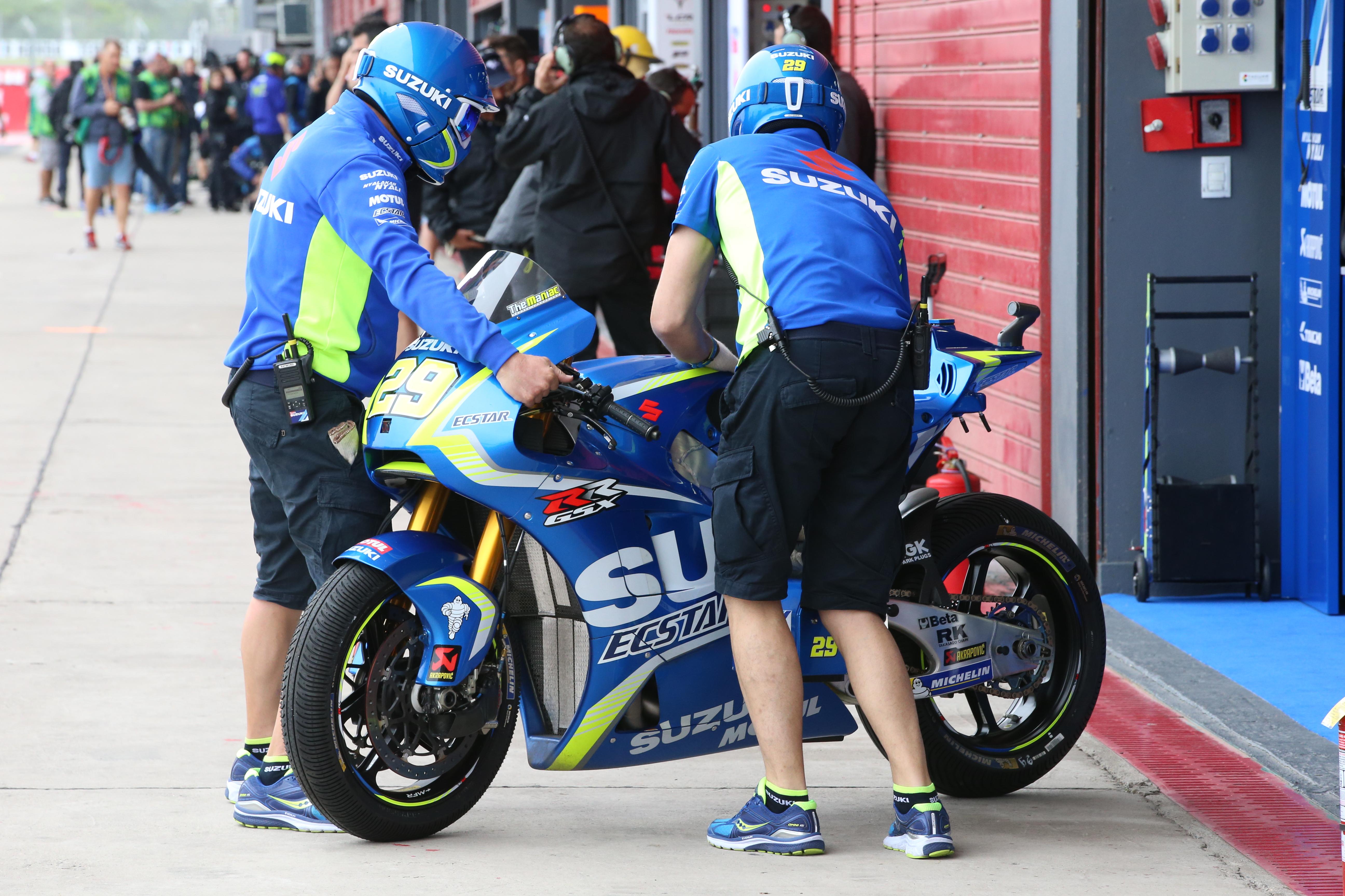 Argentina: MotoGP Parts