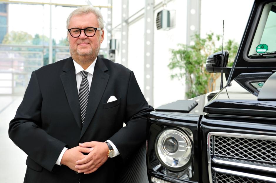 Motul trauert um Brabus Geschäftsführer Bodo Buschmann