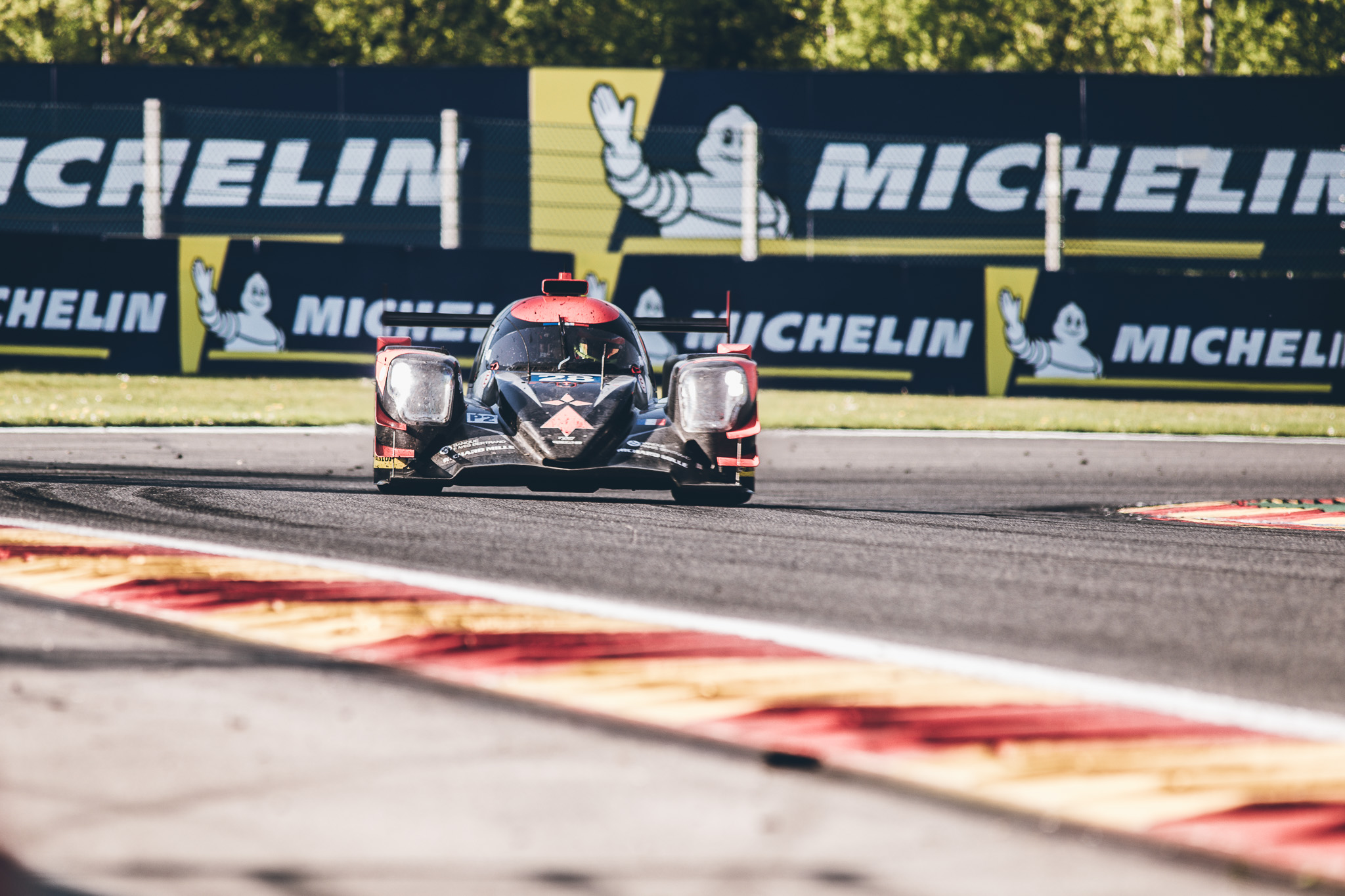 Loic Duval's Double Duty Weekend: Driving an LMP2-car is like driving a bicycle for me