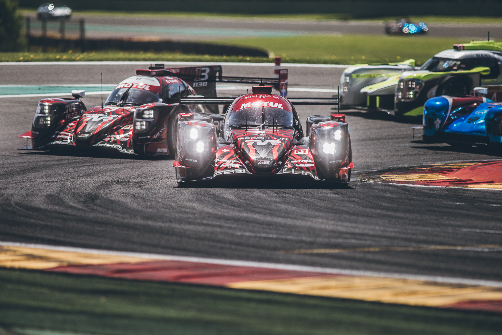 Six Hours of Spa: here come the rebels!