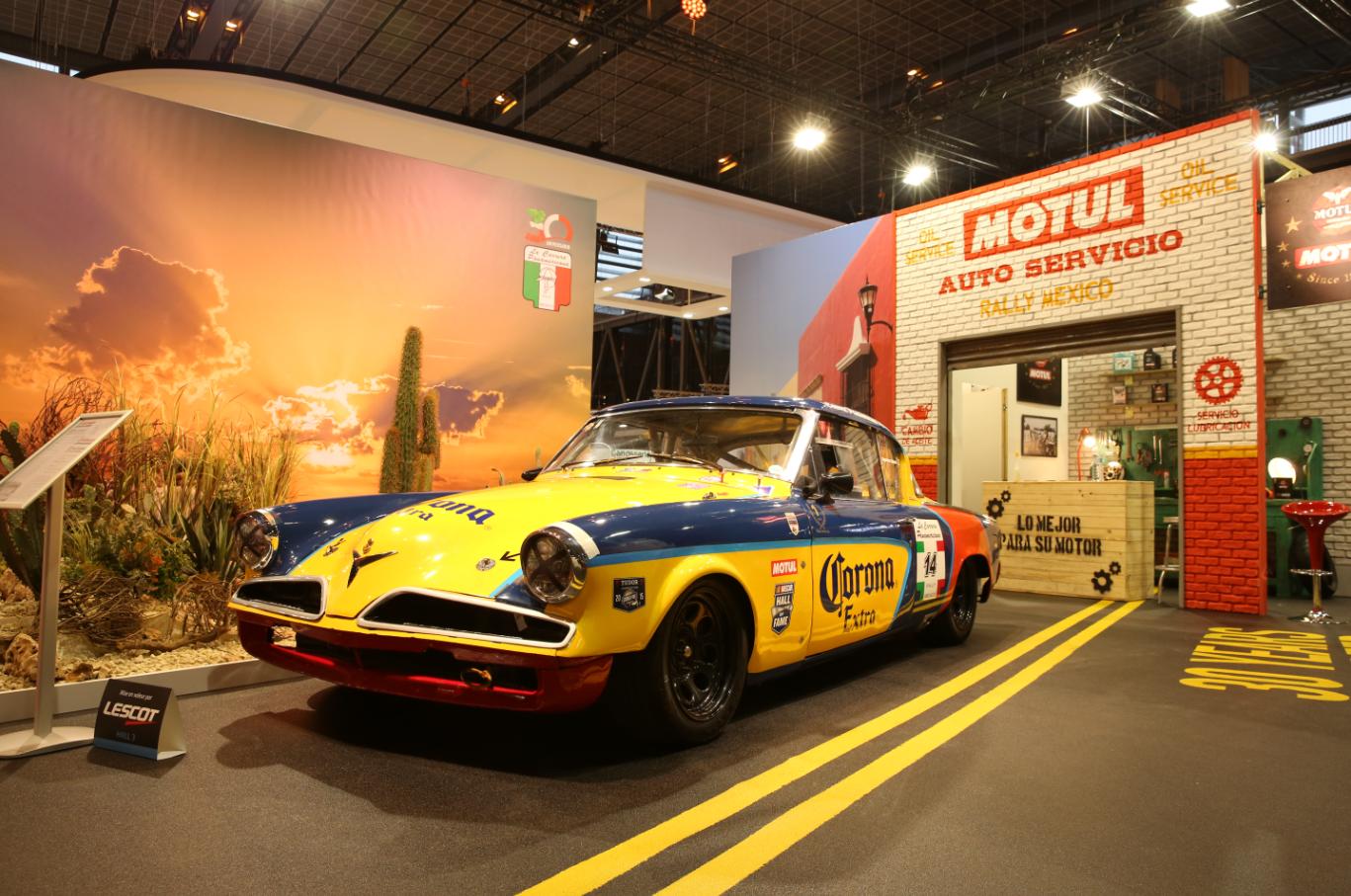 Débutant la saison des salons automobiles, Rétromobile est de retour du 6 au 10 février à Porte de Versailles.
