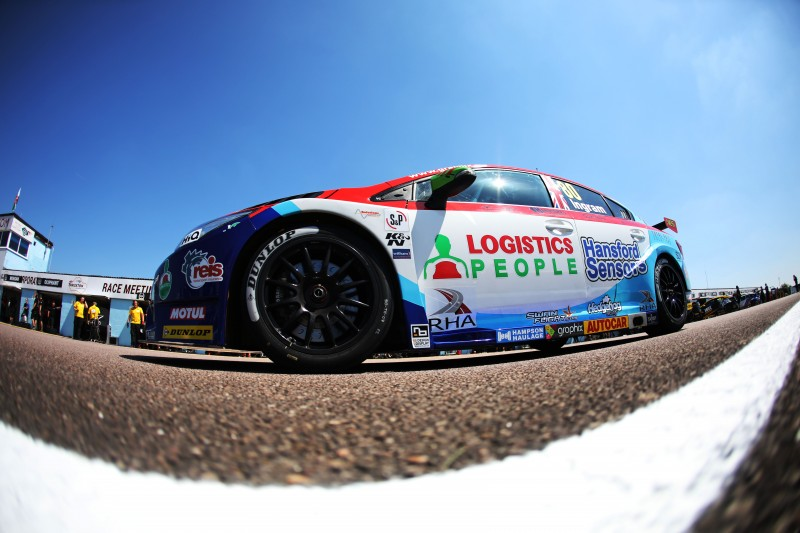Speedworks : Waxing star in the BTCC!