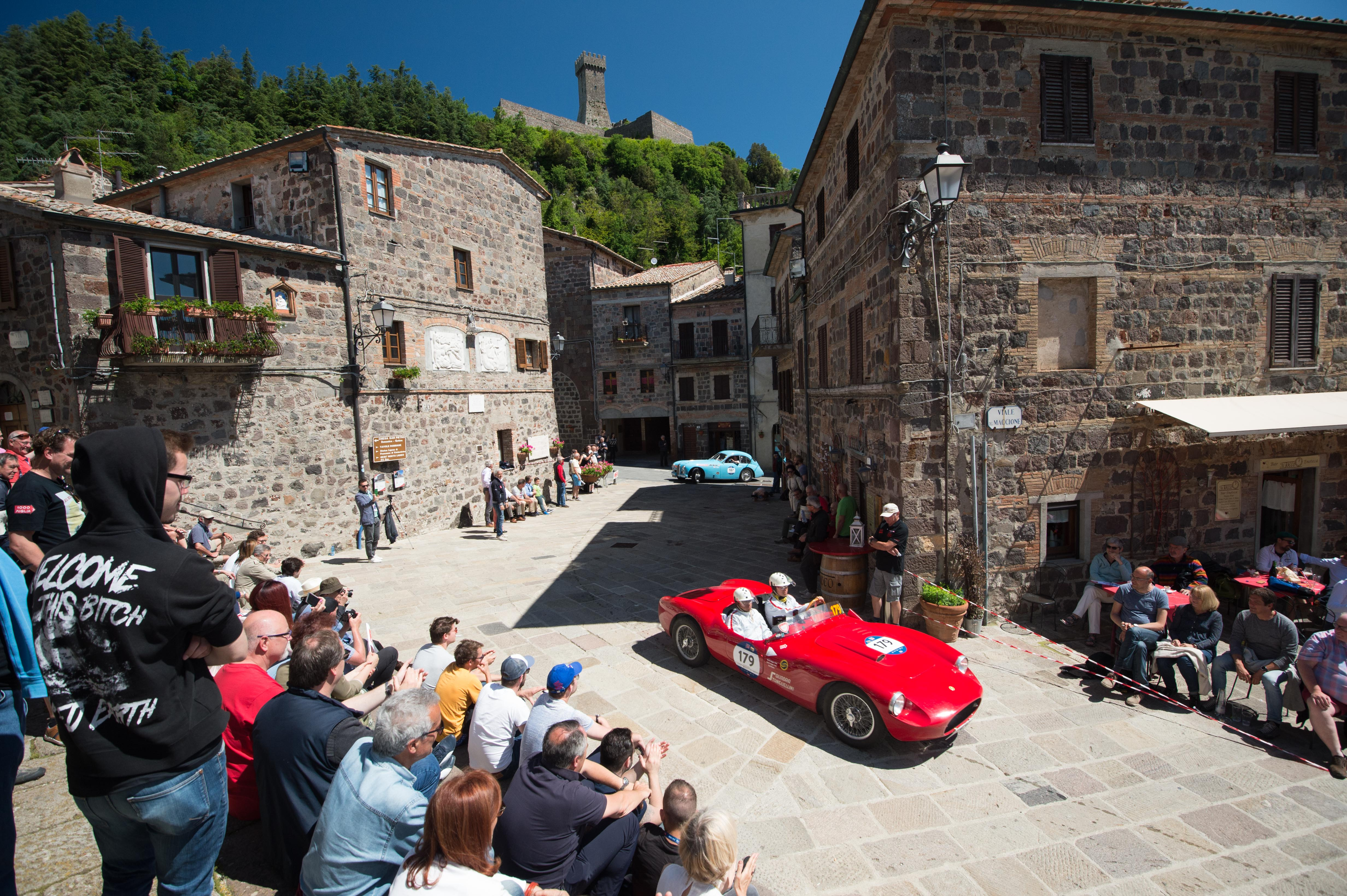 The Mille Miglia: A staggering display of grandeur.