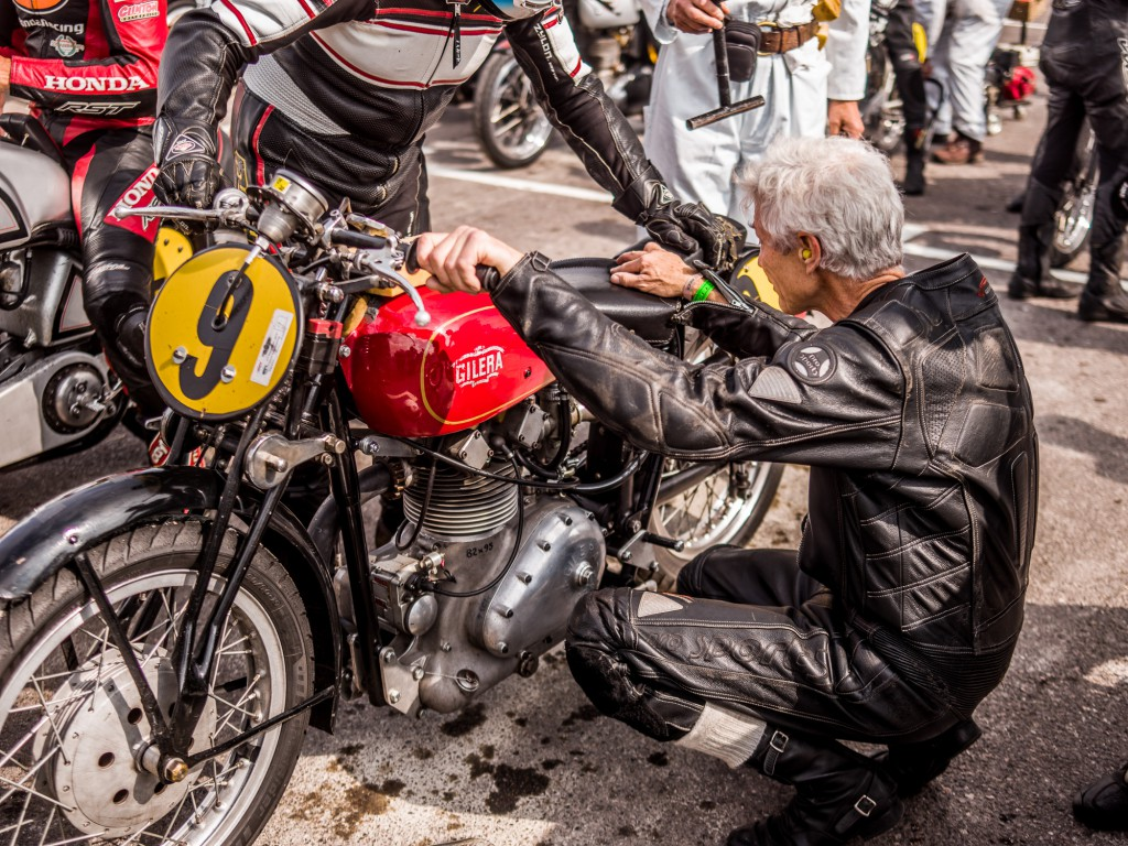 GOODWOOD REVIVAL: A HIGH OCTANE TIME MACHINE