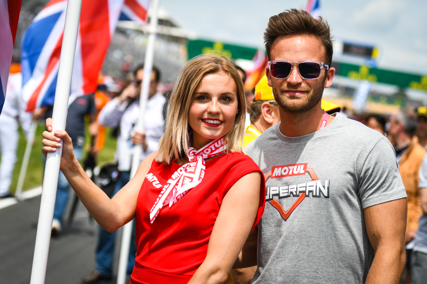 Motul Superfan at LM24: Best 24-hours of my life