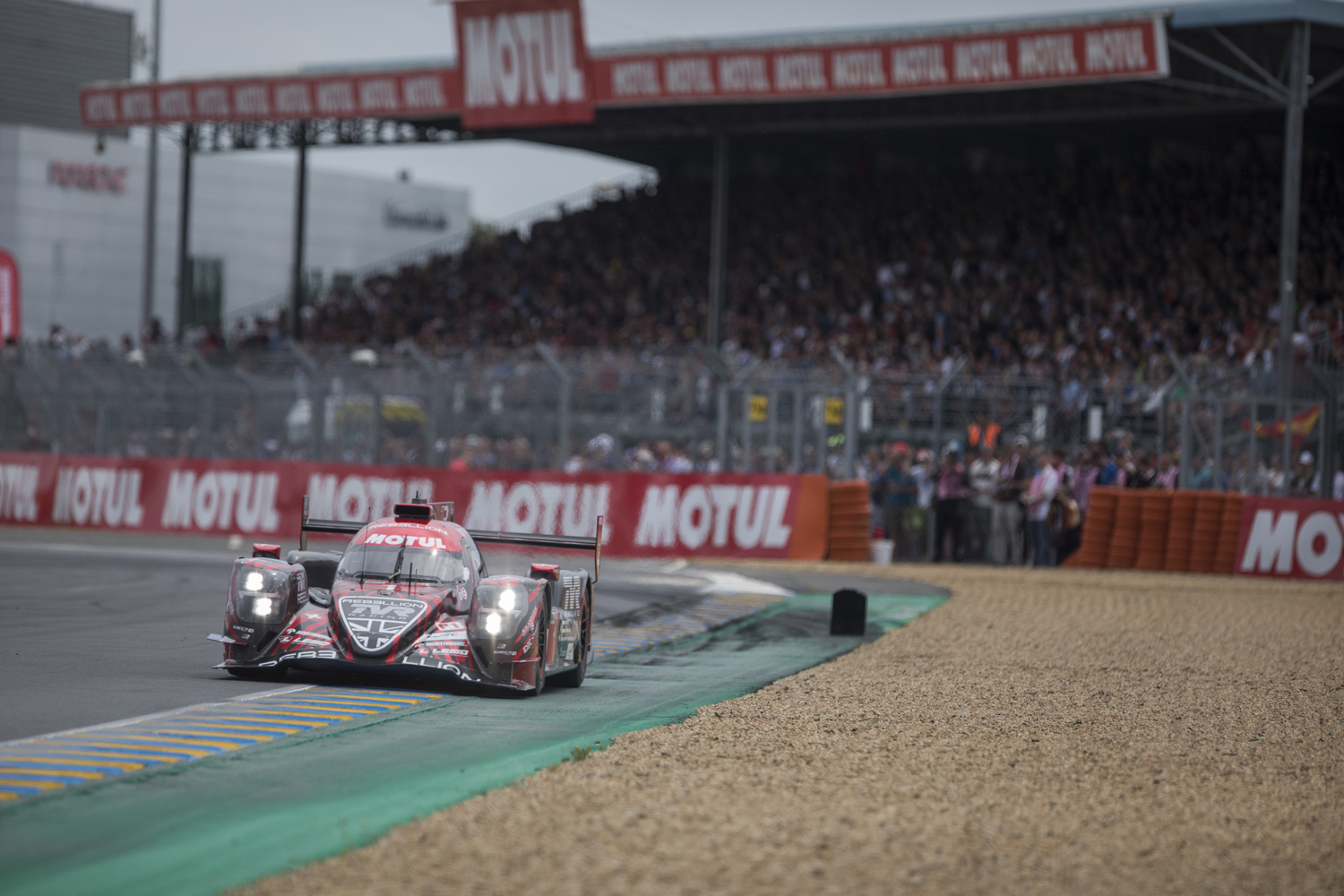 Motul at its best at Le Mans