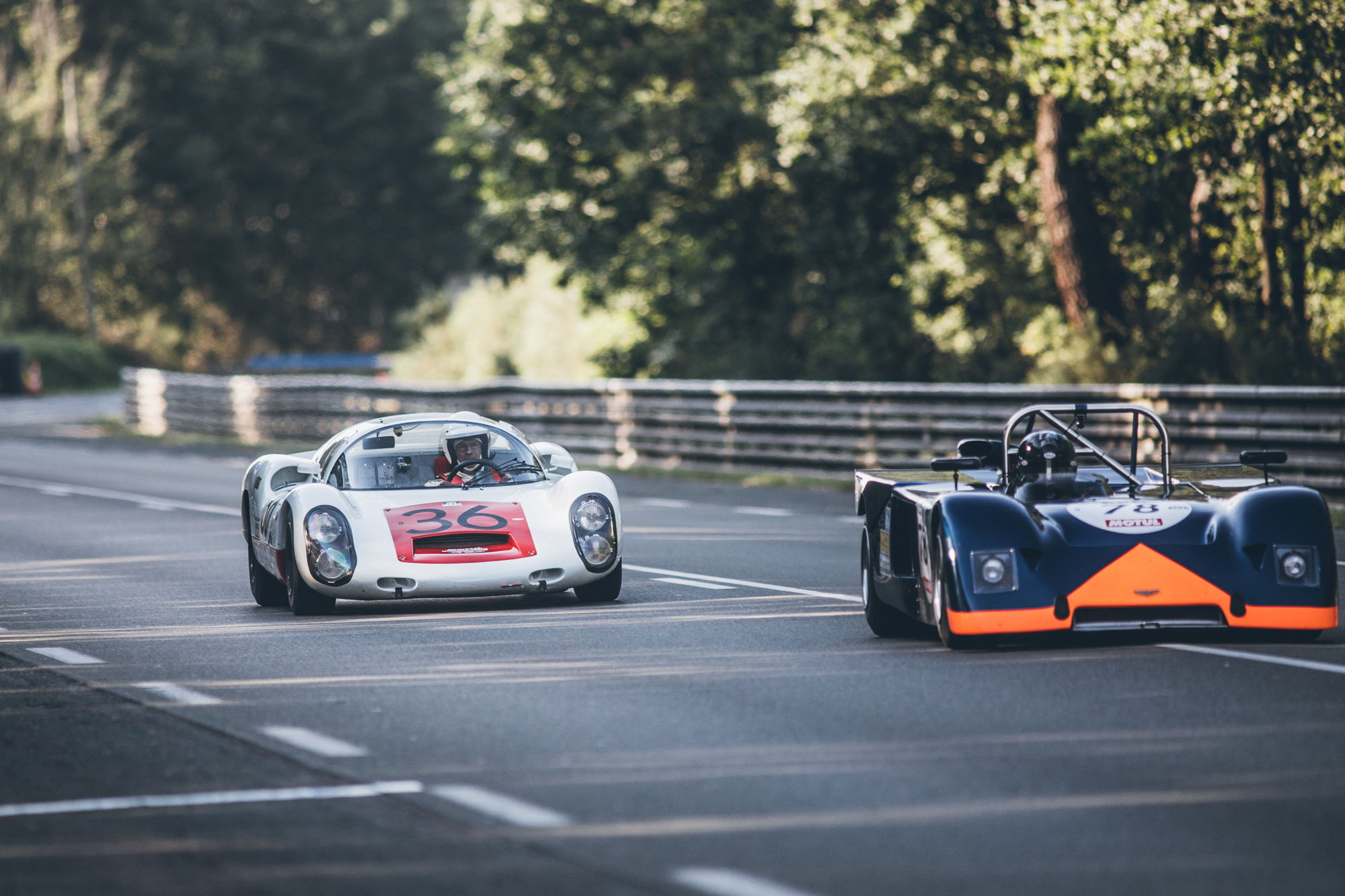 GLOBAL ENDURANCE LEGENDS: LE MANS EXTRAVAGANZA