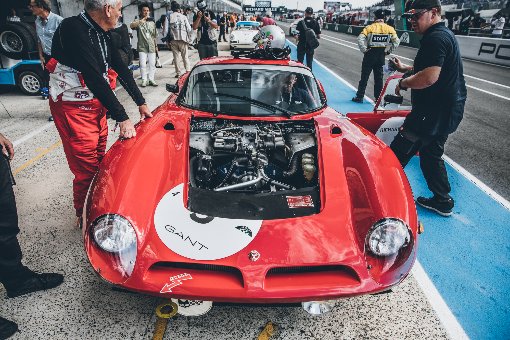 LE MANS CLASSIC: A RECORD-BREAKING EDITION