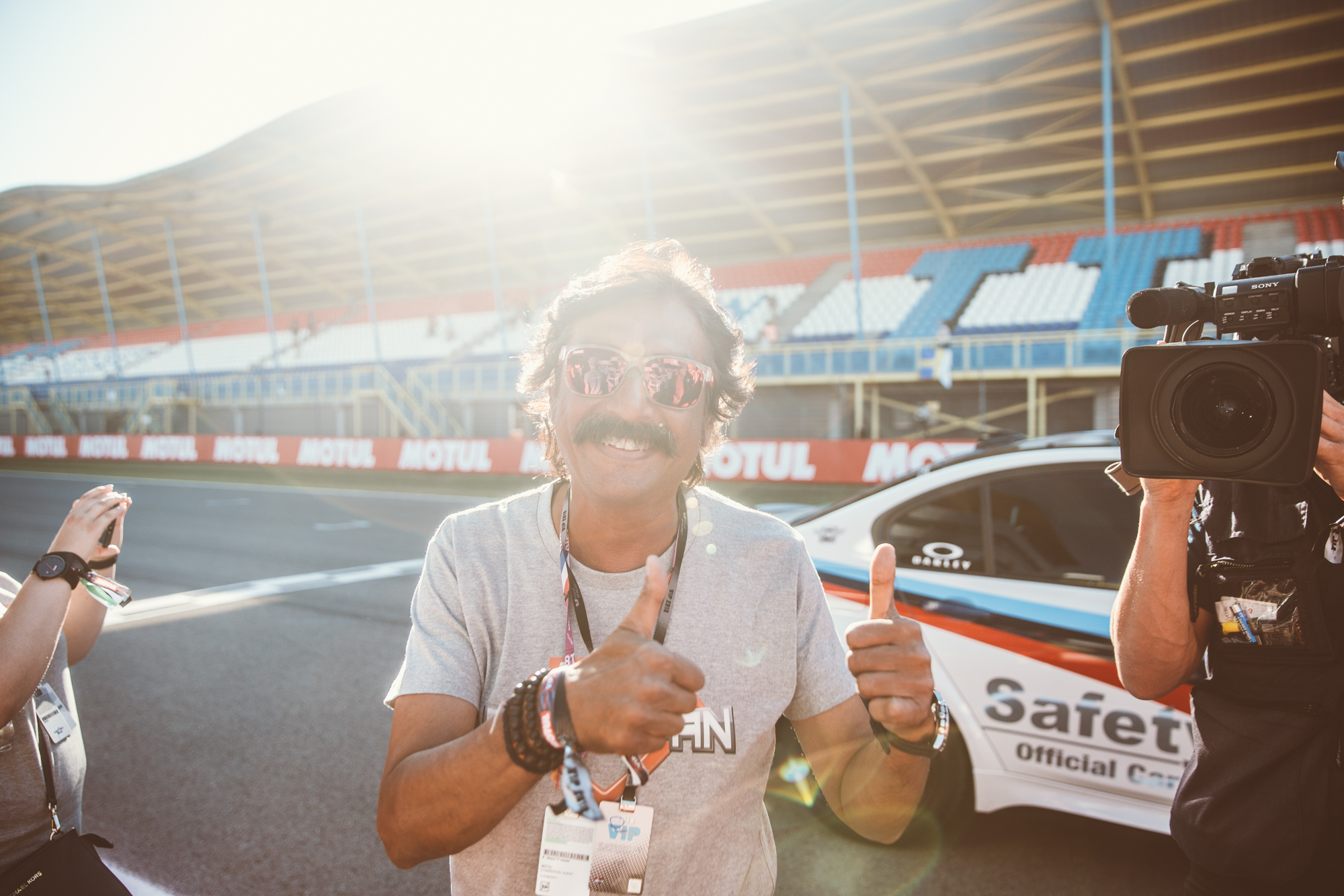 MOTUL SUPERFANS: A CHAT WITH CHARLES TURNER