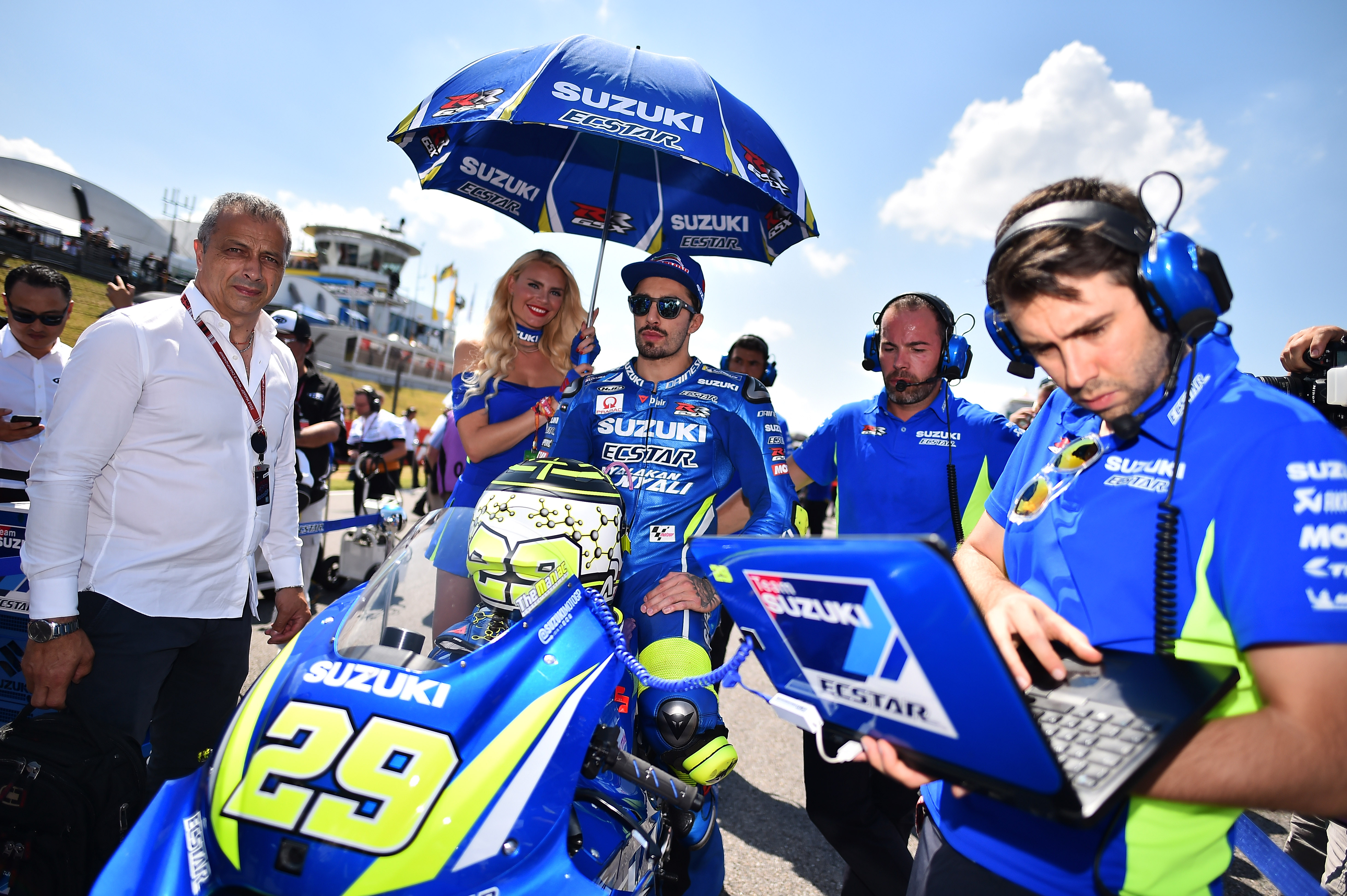 MOTOGP : THE MUSIC CHOICE OF THE RIDERS