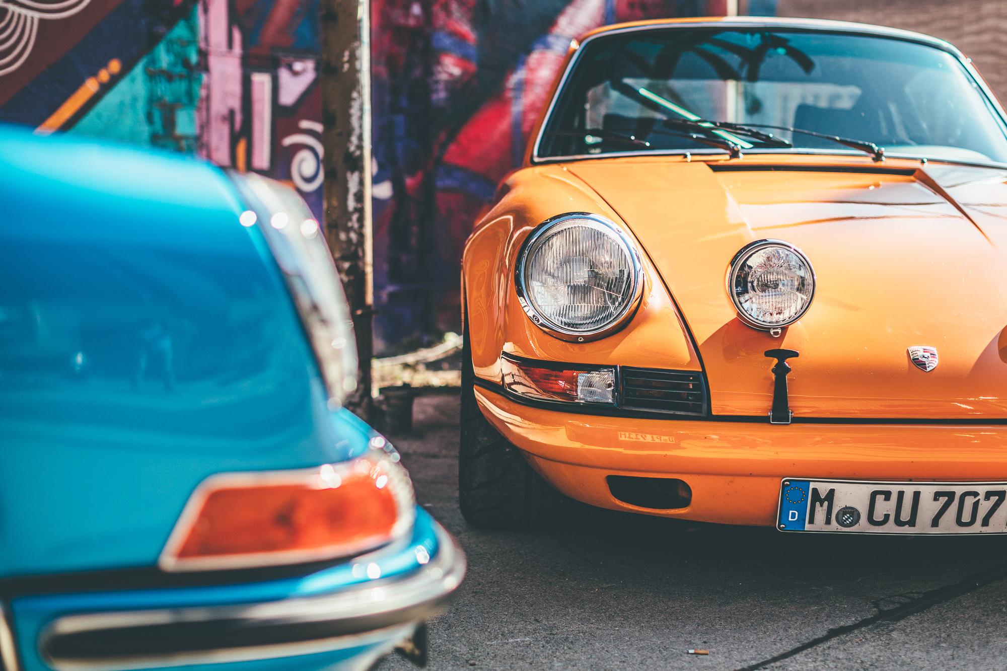 LUFTGEKÜHLT MUNICH: THE BEST LOOKING CAR GATHERING EUROPE HAS EVER SEEN