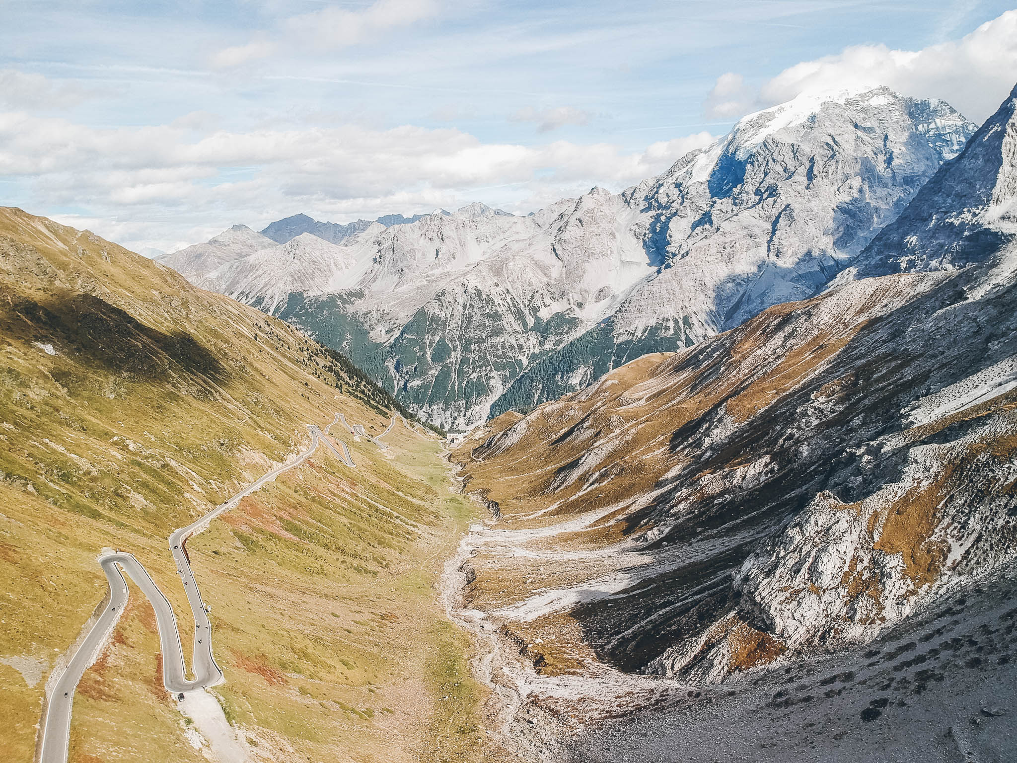 Motul roads: The Stelvio Pass