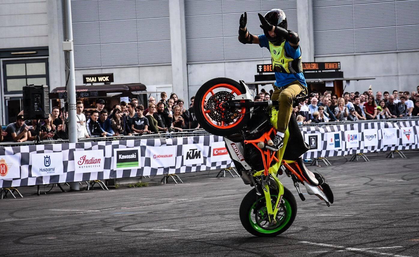 Чемпион Европы в 16 лет — Российский стантрайдер Фома Калинин стал первым в European Street Freestyle Cup 2018