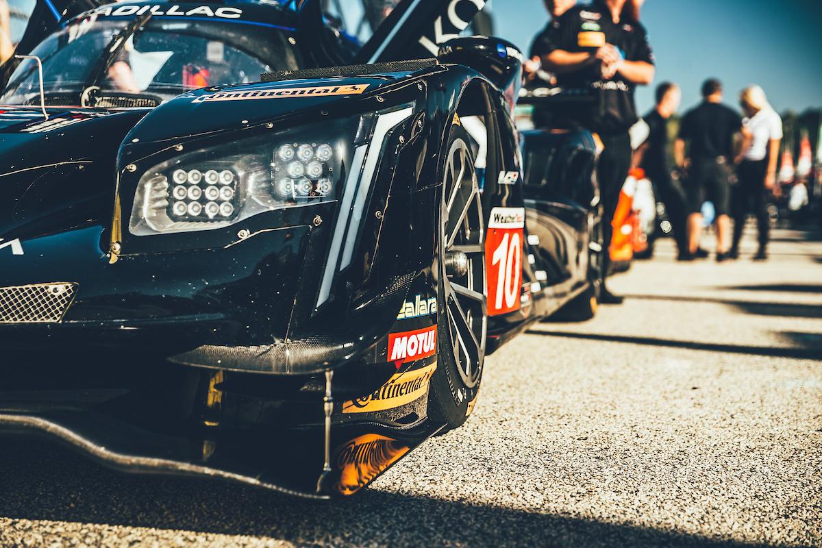 Röhrende Motoren, leidenschaftliche Mechaniker und die Liebe für den Motorsport