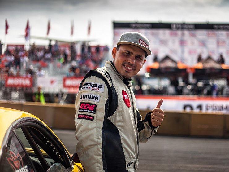 Георгий Чивчян стал интерконтинентальным чемпионом по дрифту!