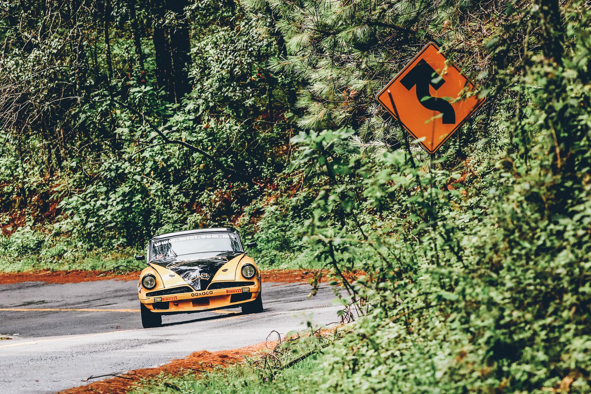LA CARRERA PANAMERICANA IS STILL THE ULTIMATE ROAD RACE.