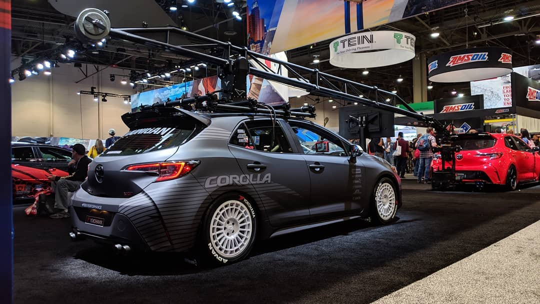 SEMA 2018: THE CARS ARE THE REAL STARS!