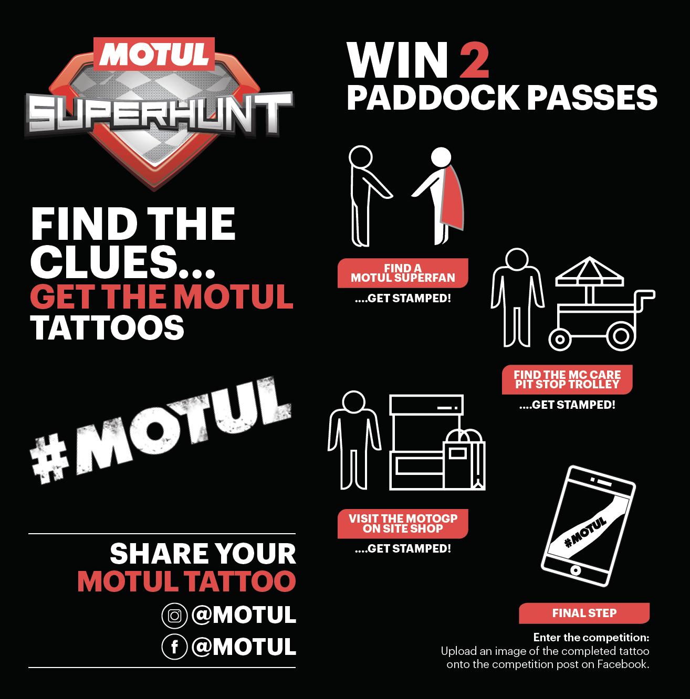 Motul and Valencia to Close Out Great MotoGP™ Season