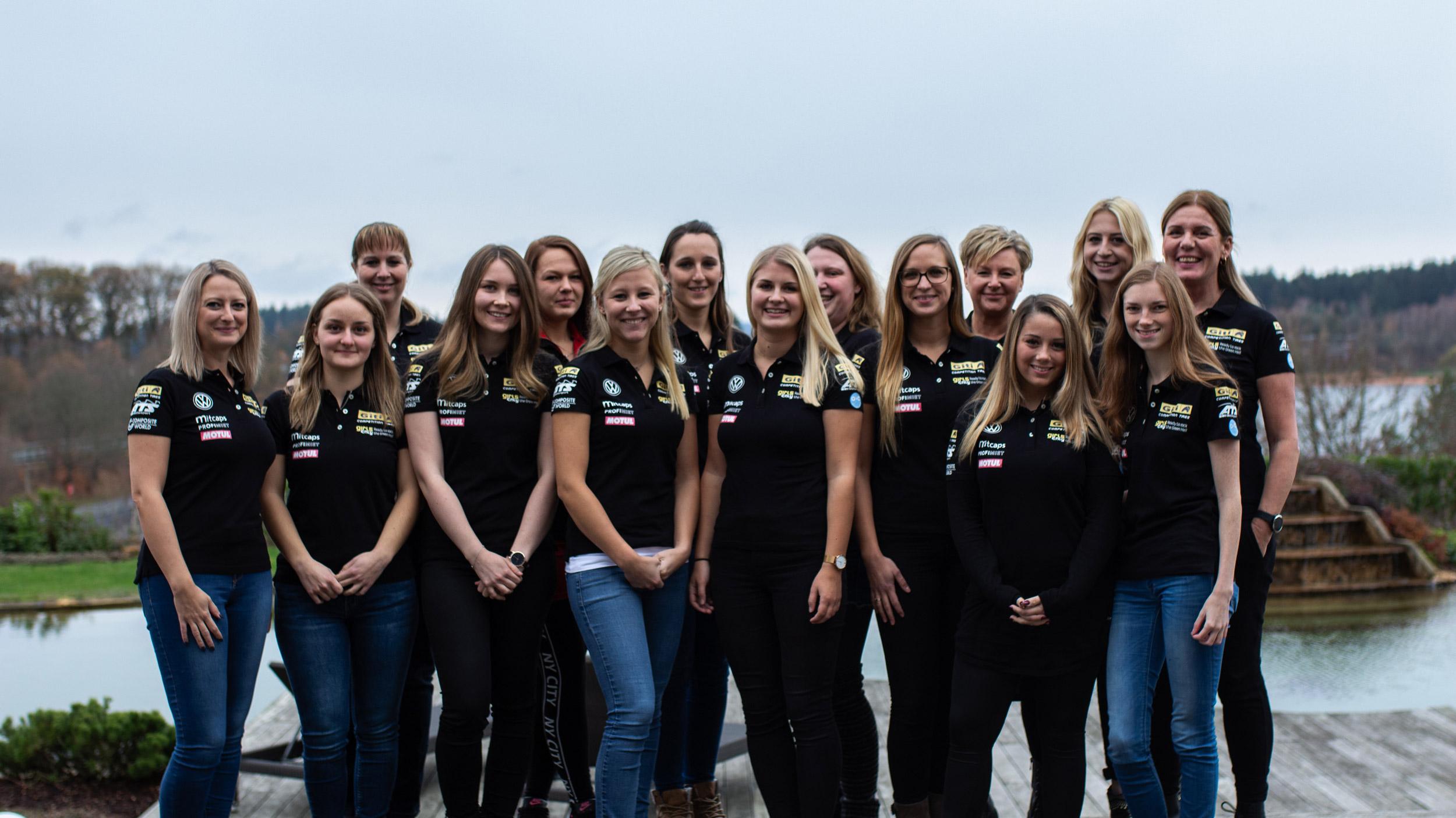 Motul und WS Racing gehen 2019 mit einem reinen Frauenteam an den Start