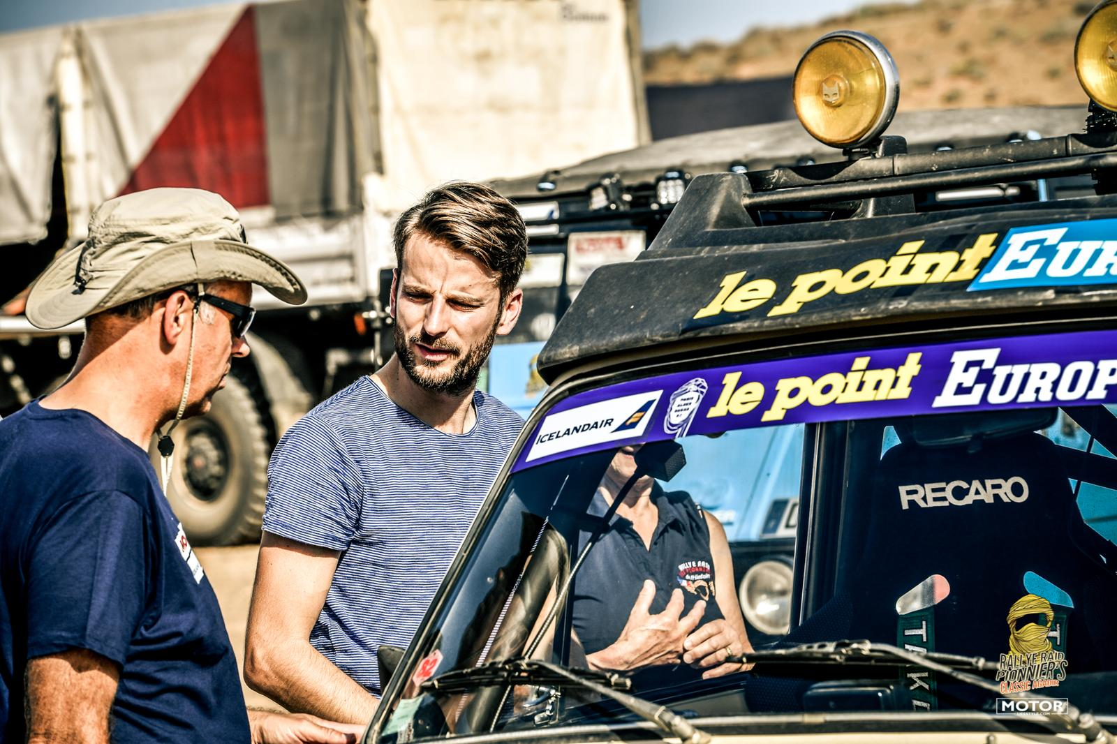 ROMAIN GRABOWSKI: RETRACING HIS FATHER'S MOTORSPORT FOOTSTEPS…