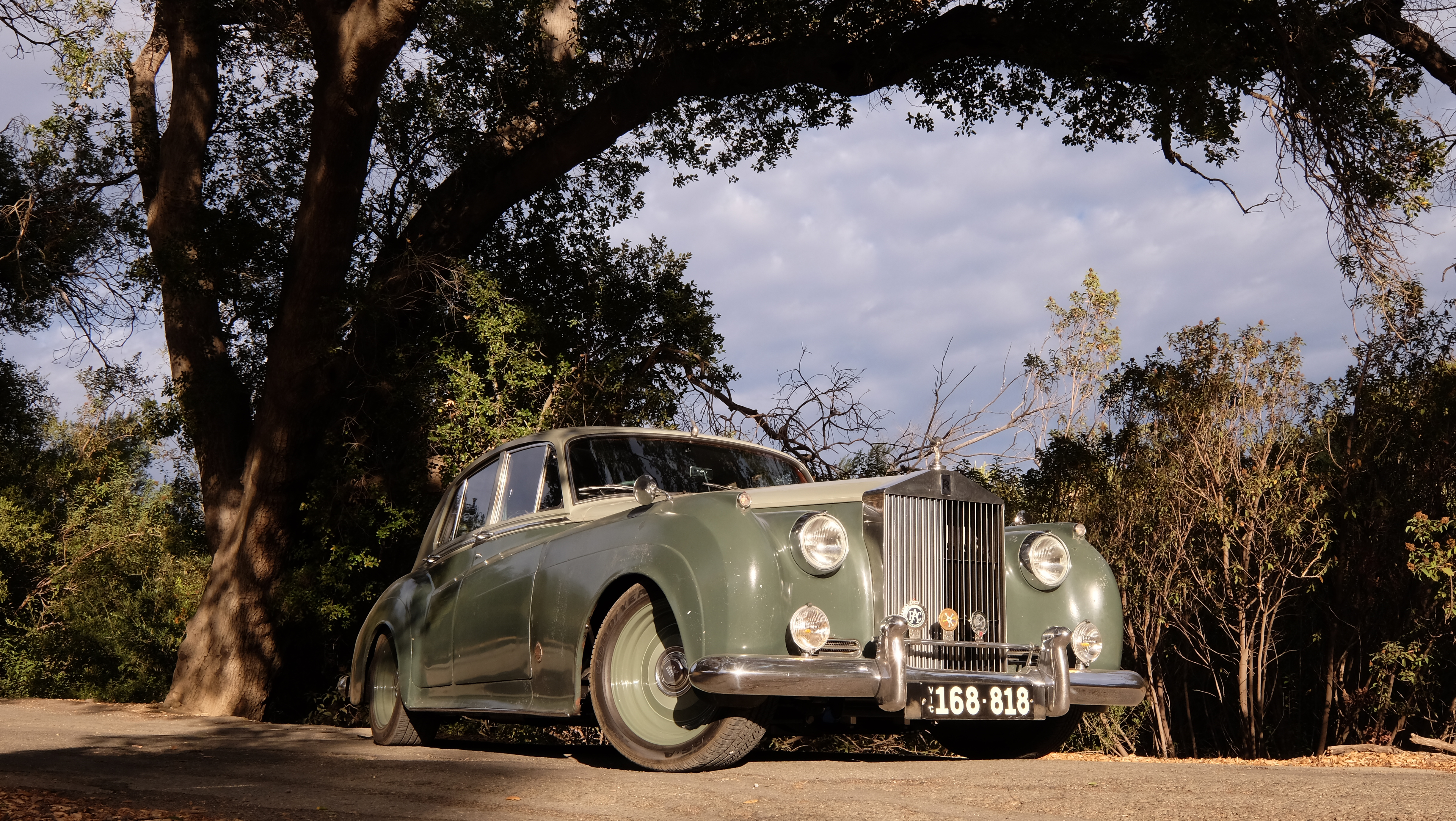 Apart from the FJs and Broncos, you've also been redesigning Rolls Royces and Ferraris. Have you ever stepped on some purist's toes?