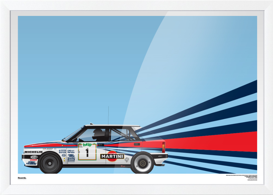 What do you think of current race car livery's? Is there a current design you predict to become a future classic?