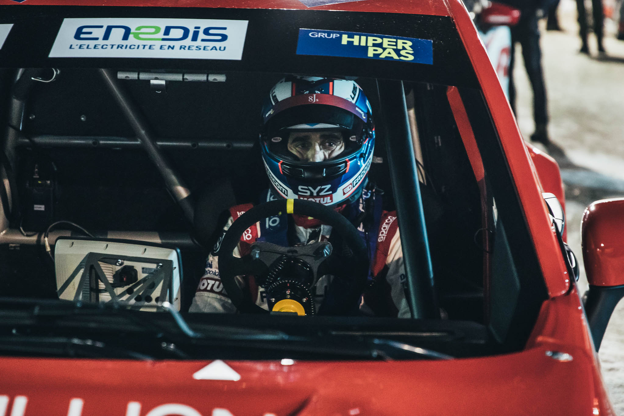 NICOLAS PROST: electric RACE cars are becoming faster and faster