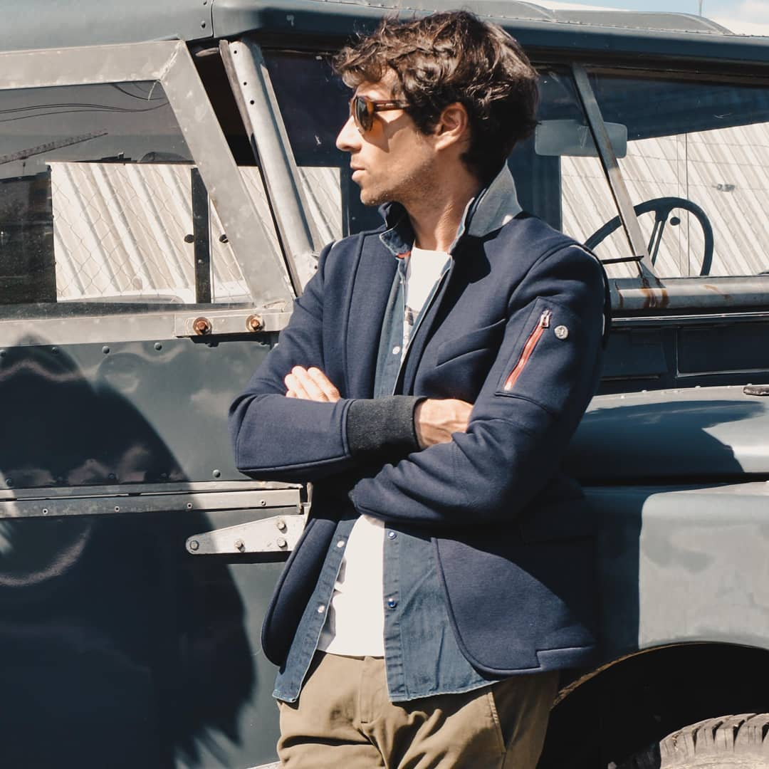 "8JS: A PREMIUM CLOTHING LINE BY SACHA PROST SUITING THE ""LIVE FAST"" LIFESTYLE"