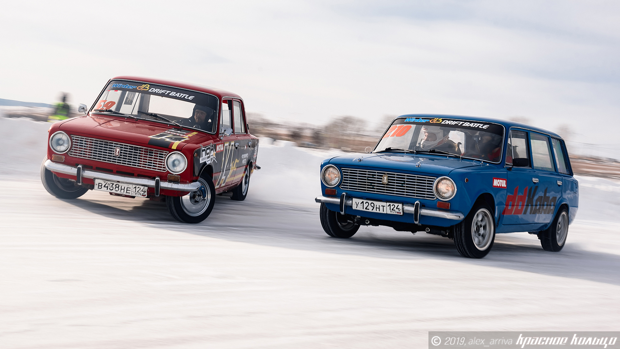 Gocha Chivchyan called winter drifting the perfect training, but it seems to be a mostly Russian thing. Do you think there is a place for this sort of competitions in Europe or stateside?