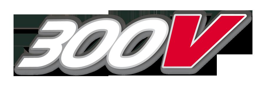 Logo motul 300v