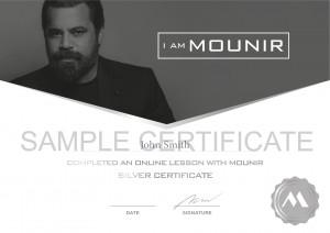 Mounir Online Academy Single Course
